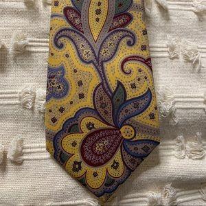 VINTAGE Etro | 100% Silk Tie
